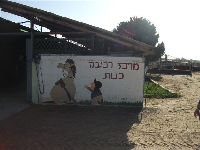 ילדי המרכז הטיפולי ביקרו בכפר הנוער כנות